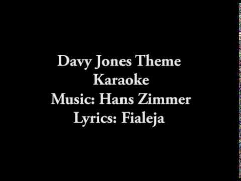 davy jones karaoke
