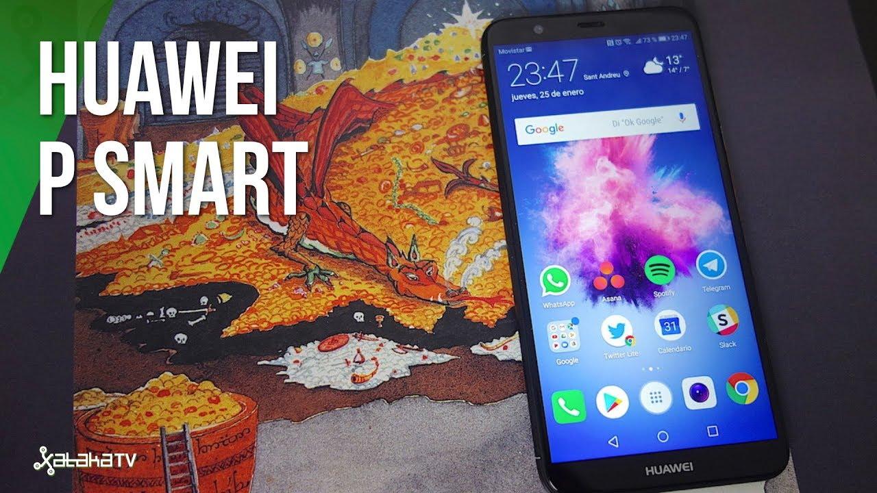 c477121a3e0 Huawei P Smart, review en español: ¿el PRÓXIMO SUPERVENTAS de Huawei ...