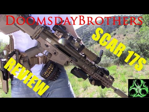 The Baddest Battle Rifle on the Planet! - FN SCAR 17S Definitive Review