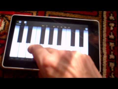 Как играть на Android piano Джентельмены удачи