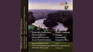 Piano Concerto, Op. 12: II. Theme and Variations
