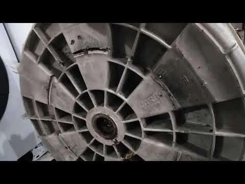 Дырки в баке стиральной машины