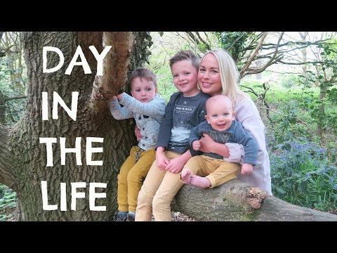 DAY IN THE LIFE OF A MUM... TYPICAL FAMILY DAY ad