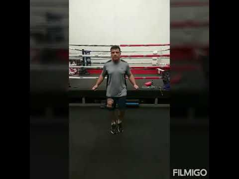 8 Benefits of Skipping rope training routine in boxing