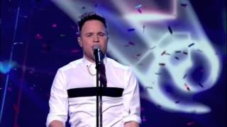 Olly Murs - Right place, right time (BGT Live)