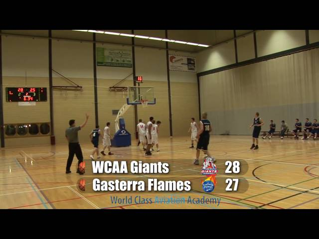 Giants U20 vs Gasterra Flames