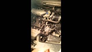 Nissan X-Trail T30 Ошибка датчика положения коленчатого вала (коленвала). Ремонт - замена.