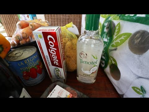 THE COST OF FOOD IN MAURITIUS!