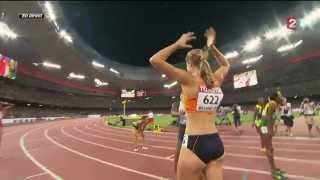 Dafne schippers wins 200m women's final and sets Championship Record 21.63 World Athletics