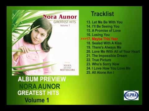 Nora Aunor Greatest Hits Volume 1 Album Preview