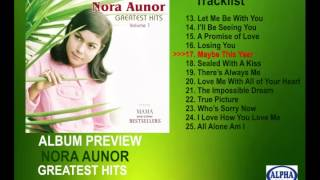 Nora Aunor Greatest Hits Volume 1 Album Preview