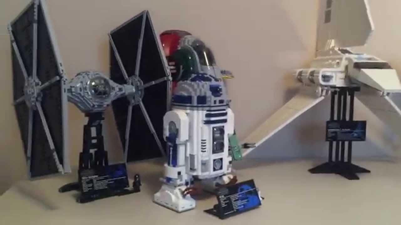 My Lego Star Wars Ucs Collection 2015 Youtube