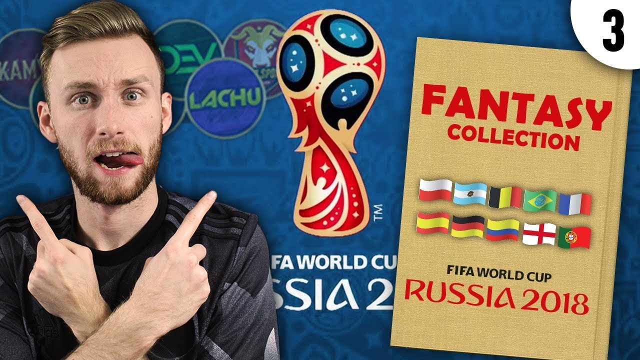 World Cup 2018 Fantasy Manager