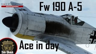 My new favourite toy   Fw 190 A-5   IL-2: Battle of Stalingrad/Kuban