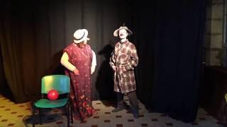 L'univers du clown est drôle et poétique à l'Ecole des planches.