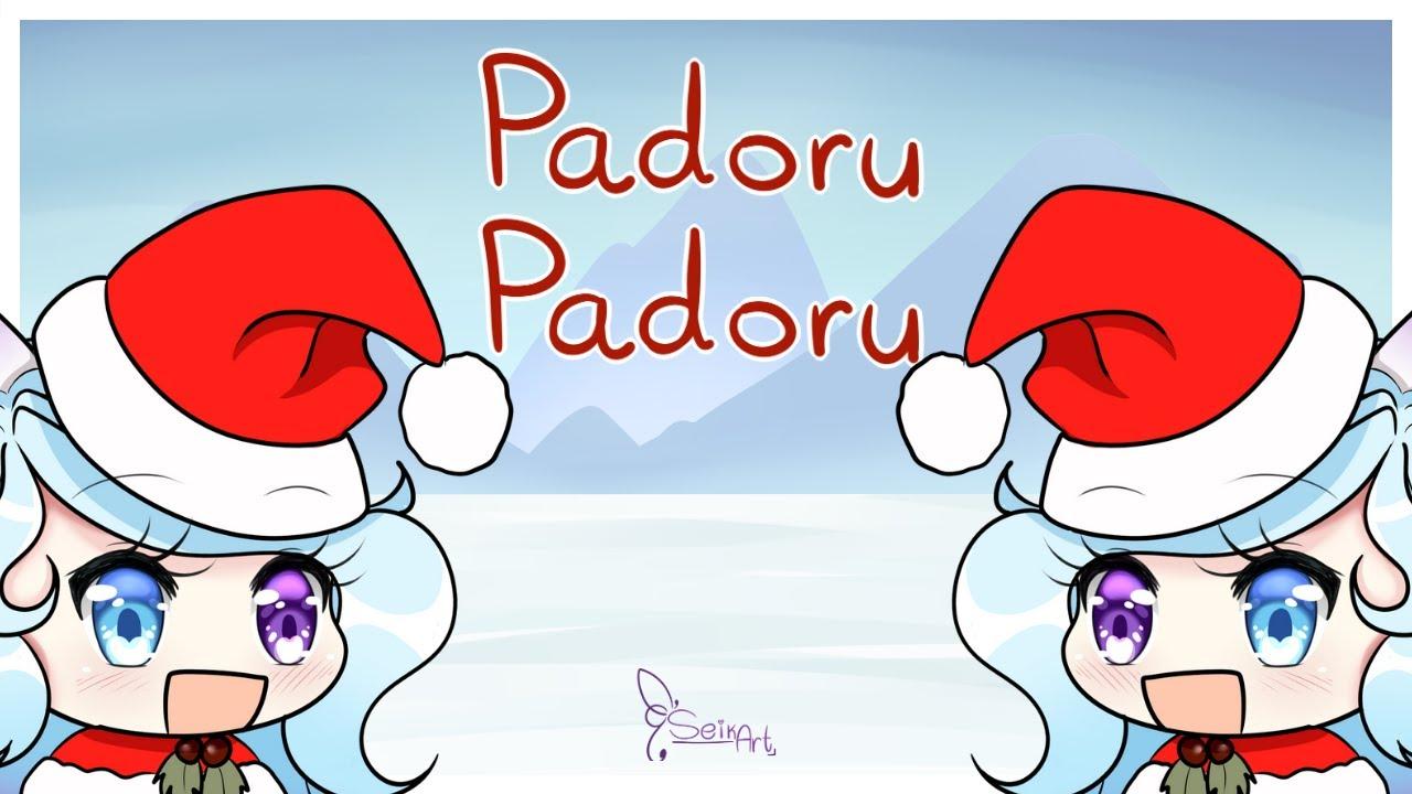 Padoru Padoru \\ Animation Meme - YouTube