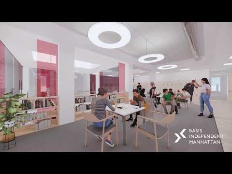BASIS Independent Manhattan Upper School Virtual Tour
