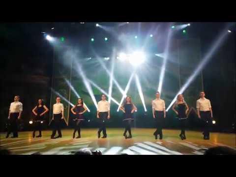 The St Patrick Whirlwind Dance - Disneyland Paris