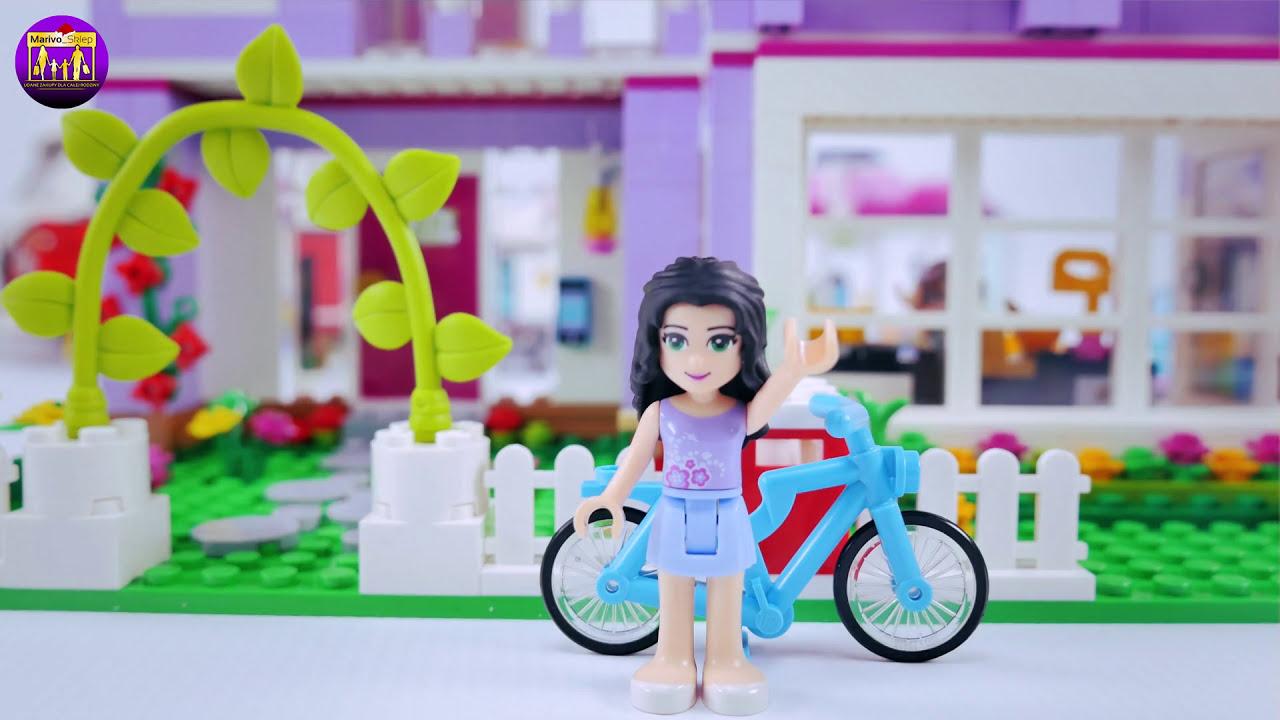 Emma I Skradzione Babeczki Bajka Po Polsku Z Klockami Lego Friends