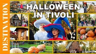 Halloween in the Tivoli Gardens Copenhagen Denmark - Halloween i Tivoli, København - Attractions(Halloween in the Tivoli Gardens in Copenhagen Denmark. On the 9th of October until the 1st of November (2015), Tivoli will once again open up the gates to ..., 2015-09-20T10:51:43.000Z)