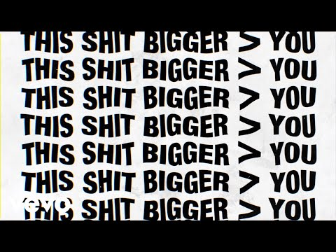 2 Chainz – Bigger Than You (Lyric Video) ft. Drake, Quavo