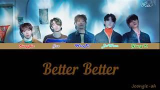 Video [PT-BR] DAY6 - Better Better LEGENDADO download MP3, 3GP, MP4, WEBM, AVI, FLV Januari 2018