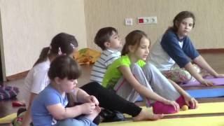 Детский тренинг Искусство Жизни в ОМске 2016 После АКЦИИ(Обратная связь детей после АКЦИИ