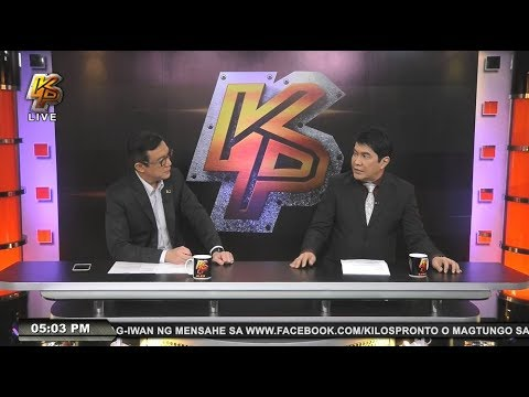 Kilos Pronto Full Episode   October 11, 2017