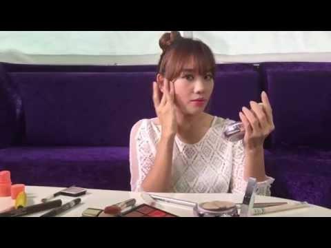 Hari Won - Bí kíp trang điểm để luôn tươi tắn như....Hari~~ | Hariwon Official