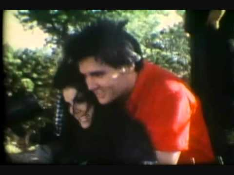 Lisa Marie and Elvis Presley - Dance with my father again