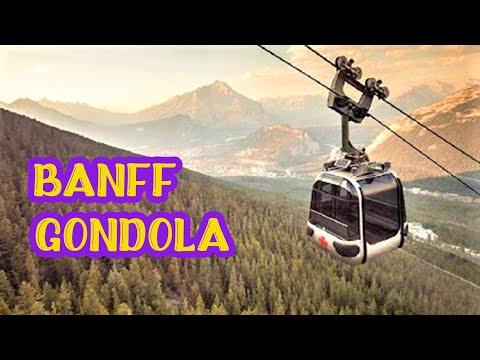 BANFFGONDOLA - Sulphur Mountain Gandola
