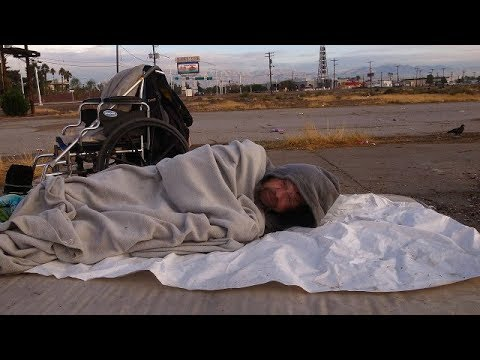 Growing Problem in Las Vegas with HOMELESS - 8000 CLARK COUNTY STUDENTS ARE HOMELESS !?! 1
