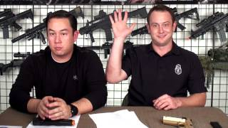 Airsoft GI - Tokyo Marui vs KWA Gas Blowback Pistols Discussion - Live Broadcast 11/27/2012