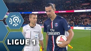 PSG - Saint-Etienne (5-0) - Highlights - (Paris Saint-Germain - AS Saint-Etienne) / 2014-15