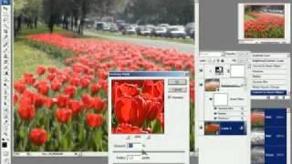 10. Уроки фотошопа - профессиональная маска слоя