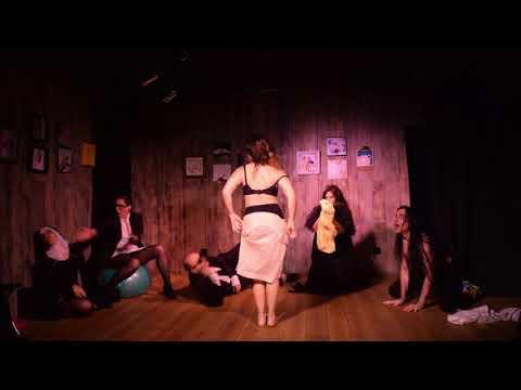 Burlesque Cabaret- India Magalí .-La Fea -