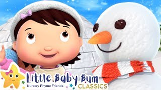 Weather Song - Christmas Songs for Kids | Nursery Rhymes | ABCs and 123s | Little Baby Bum