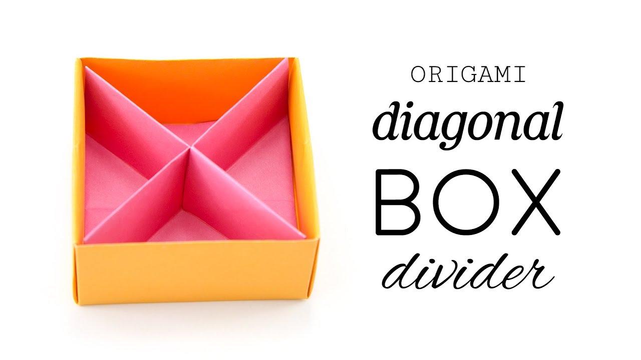 Easy Modular Origami Pinwheel Box & Lid Tutorial - Paper Kawaii ... | 720x1280