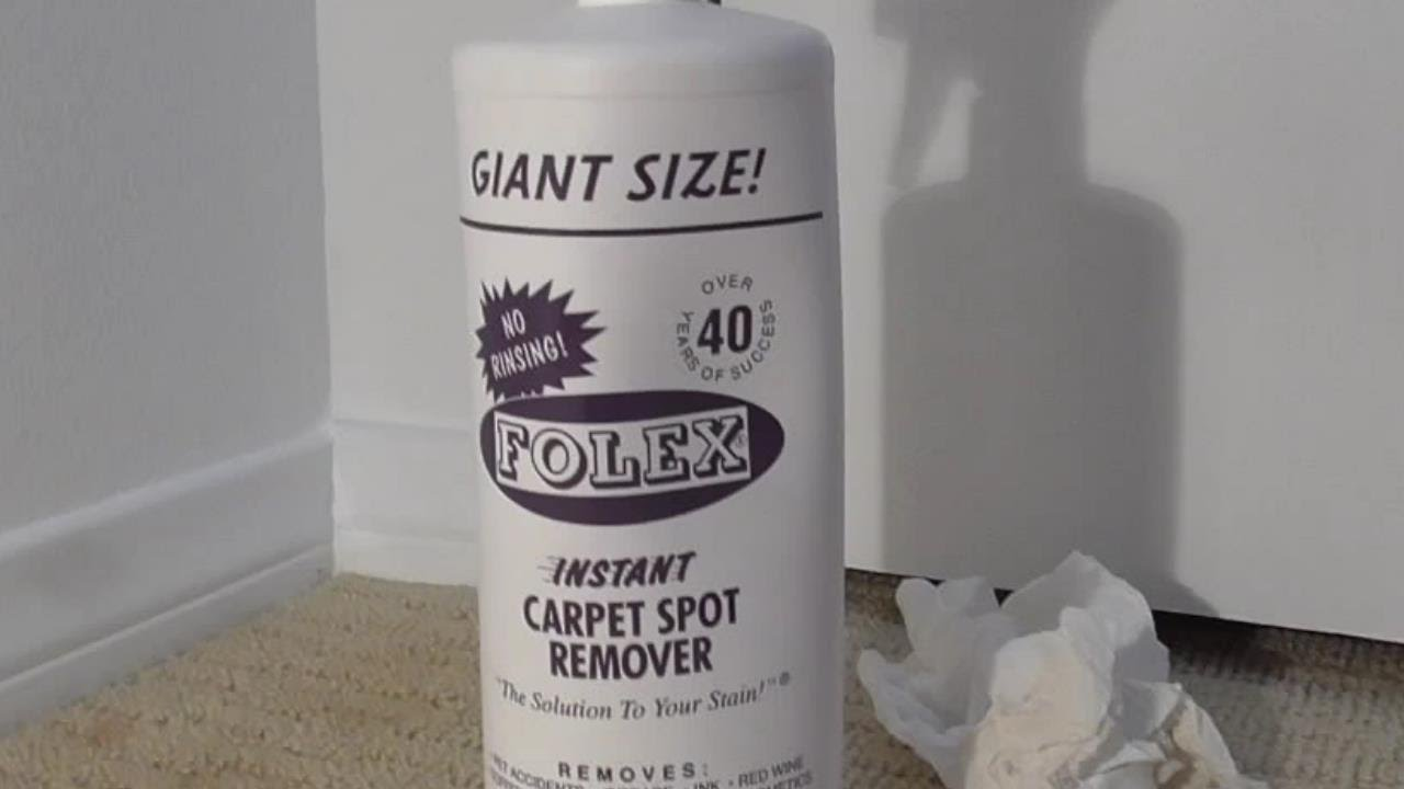 Folex Instant Carpet Spot Remover Cleaner From Hd Review