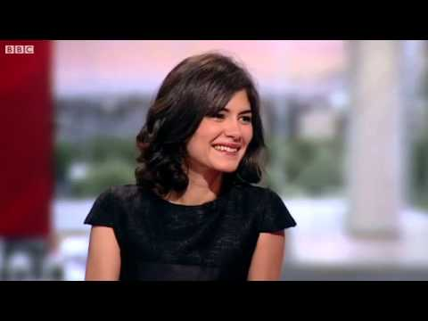 French Actress Audrey Tautou on English men