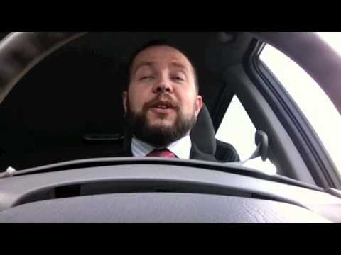 Richard Ian Cox Vlog - Schmuck In A Car 2