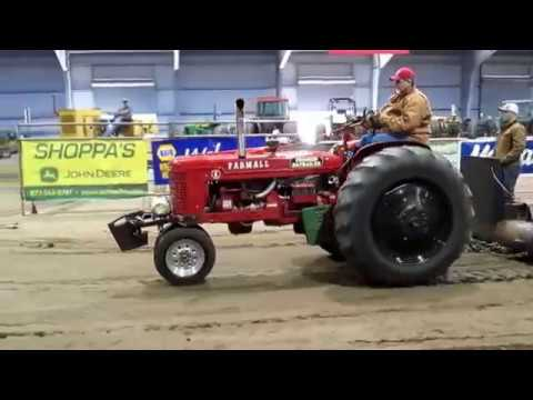 PART 2 Antique Tractor Show & Pulloffs Hallettsville Texas 2018