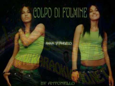 Anna Tatangelo - Colpo di fulmine (karaoke fair use)