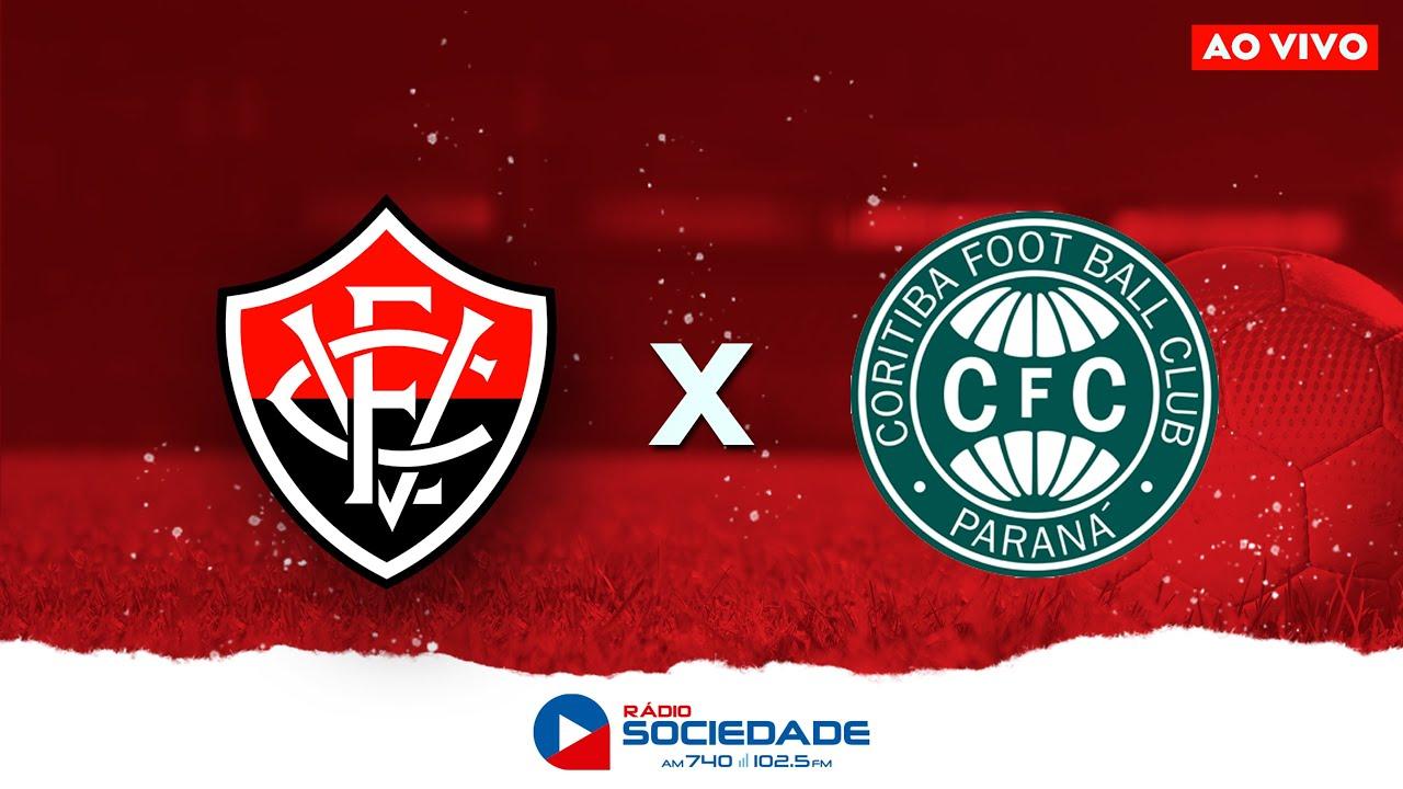 Download Vitória X Coritiba - Brasileirão Série B - Rádio Sociedade