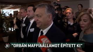 Soros György: Orbán Viktor maffiaállamot épített ki Magyarországon 19-06-11