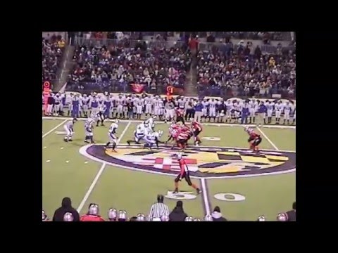 2006 Suitland vs Sherwood Maryland 4A State High School Championship