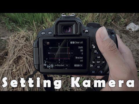 Tips Memilih Mode Metering Kamera.
