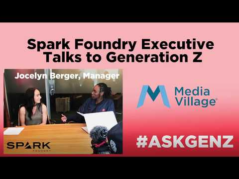 Thumbnail for video of article: A Spark Foundry Manager Shares Thoughts for Gen Z Industry Newcomers