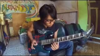 J Rocks Entah Bagaimana Cover Guitar Hanz