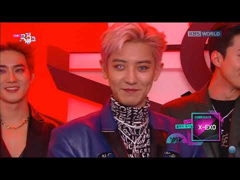 [ENG SUB] 191206 Music Bank X-EXO OBSESSION Interview